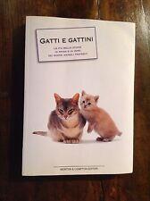GATTI E GATTINI STORIE IN PROSA E IN VERSI NEWTON & COMPTON 2002