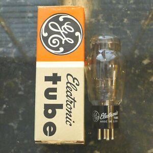 GE TYPE 83 RECTIFIER Vacuum Tube. NOS