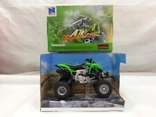 NEW RAY MODELLINO QUAD KAWASAKI KFX 450-R  SCALA 1.12 DIE CAST