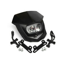 Universal Headlight Headlamp StreetFighter For Motorcycle Off Road Enduro Racing