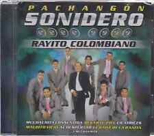 CD - Rayito Colombiano NEW Pachangon Sonidero INCLUDES 20 Tracks FAST SHIPPING !