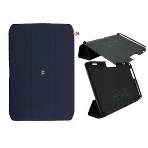 Motorola XOOM 2 10 Inch Tablet Protection Multi Angle Viewing Portfolio Case