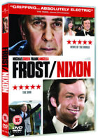 Frost/Nixon (DVD, 2009) Brand new and sealed.