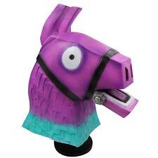 Latex Llama Full Face Mask Helmet Rainbow Horse Cosplay Props Halloween