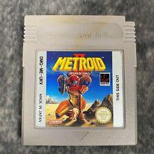 Metroid II Return Of Samus Nintendo Game Boy Color Advance Cart Only Genuine
