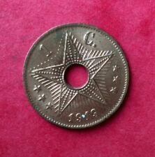 Congo Belge -  Magnifique monnaie de  1  Centime  1919