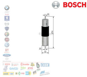 FILTRO CARBURANTE BMW SERIE 3 COMPACT CUOPE TOURING E46 BOSCH 0450906450