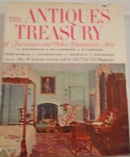 Galahad 1959 Book The Antiques Treasury Of Furniture And Other Decorative Arts