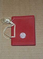 1949 UNIVERSITY OF MARYLAND ~ CLASS OF 1950 ~ JUNIOR PROMENADE DANCE CARD BOOK