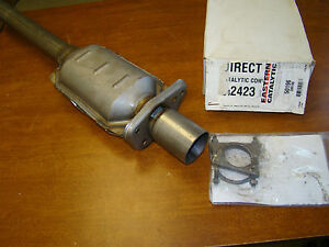 EASTERN DIRECT FIT CATALYTIC CONVERTER 50196 NOS