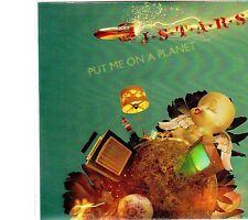 (EI197) J*S*T*A*R*S, Put Me On A Planet - DJ CD