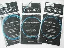 "Knitting Needles HiyaHiya Interchangeable Cable Large 60/""//62/"" 150cm//157cm"