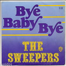 THE SPAZZATRICI 45T SP Disco In Vinile BYE BABY Bye Star RARE