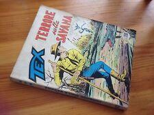 "TEX n.93 ""TERRORE SULLA SAVANA"" TRE STELLE (1971)"