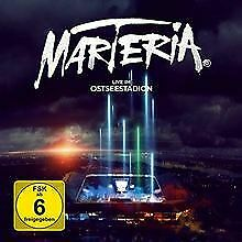 Live im Ostseestadion CD + DVD von Marteria   CD   Zustand sehr gut