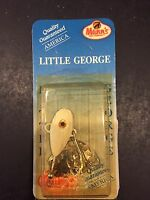 Mann's Little George 1/4oz White Pink Eye WP4