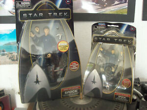 star treks mr spock action figure 4 and 8 inch tall