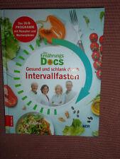 Die Ernährungs DOCs-Intervallfasten- Buch ist Neu