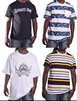 Ecko Unltd. Men's Classic Crewneck Mix-Up Shirt Choose Size & Color