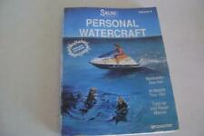 Seloc Chilton Personal Watercraft Bombardier Sea-Doo All Models Thru 1991