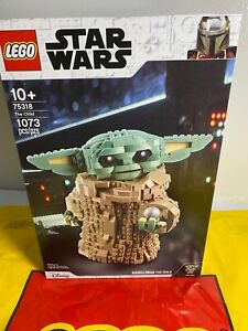 Lego 75318 The Child Star Wars Mandalorian New Sealed 1073pc FREE SHIPPING