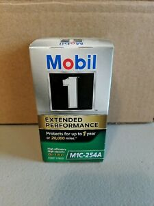 LOT OF 10, BRAND NEW Mobil 1 Engine Oil Filter Extended Performance M1C-254A