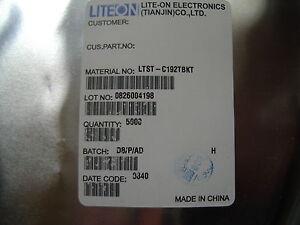 600x LED SMD 0603 blau LiteOn LST-C192TBKT bleifrei für Modellbau BF0603