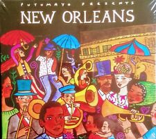 Putomayo Original CD NEW ORLEANS Jazz and Blues
