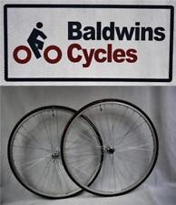 Hybrid/Comfort Bike Tubular Bicycle Wheelsets (Front & Rear) Bike Wheels & Wheelsets