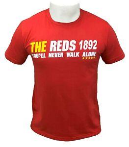 Liverpool Shirt Top Quality 100% Genuine Cotton Christmas Gift for Men/Boys
