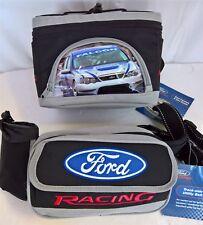 Ford Racing INSULATED CAR BEER DRINK COOLER BAG & BUM WAIST UTILITY SPORT BAG