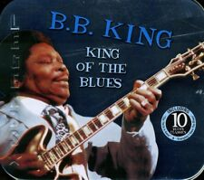 B.B. King - King of the Blues [New CD] Tin Case