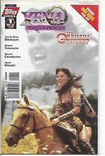XENA WARRIOR PRINCESS: THE ORPHEUS TRILOGY ,PHOTO COVERS 1-3! 1998 TOPPS COMICS
