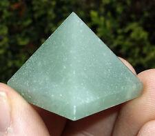 1 x Green Aventurine Crystal Pyramid. Ref:SAE.AP crystals minerals
