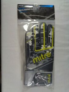 Pro Flex Goalkeeper Glove Adult Size 8 Mitre