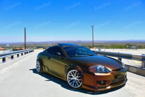 """JDM Fender flares for Hyundai Tiburon Coupe wide body Arch Extensions 3.5"""" 4pcs"""