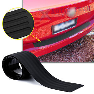 Rear Trunk Protector Scuff Plate Trim Parts Accessories For Toyota Camry 2000-21