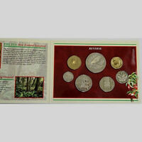 New Zealand  - 1995 - Brilliant Uncirculated Coin Set - Tui