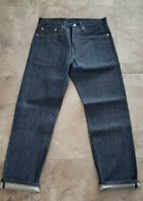 LEVI'S 1976 LVC VINTAGE CLOTHING 501 RED LINE NOT BIG E SIZE 34×32