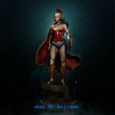 1/6 Wonder Woman Figure Resin Model Kits Unpainted 3D Print Garage Kit New