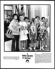 ~ Brady Bunch A Very Brady Sequel Original 1996 Cast Photo Christine Taylor
