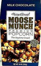 Harry & David Moose Munch Premium Popcorn Milk Chocolate 10 oz