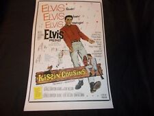 ELVIS PRESLEY Kissin' Cousins 11X17 Poster NEW!