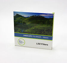 Lee Filters 105mm Landscape Cir-Polariser (Slim Type). Brand New