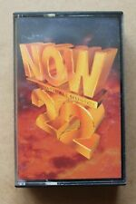 NOW THATS WHAT I CALL MUSIC 22 EMI/VIRGIN TCNOW22 DOUBLE CASSETTE PLAY TESTED