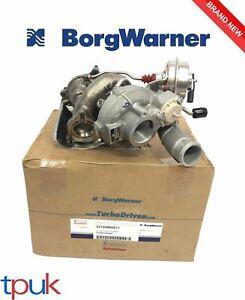 BENTLEY CONTINENTAL GT 6.0 TURBOCHARGER 560 HP TURBO GENUINE BORGWARNER NEW