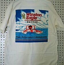 Winston Eagle Racing Team Rainier Cup  T-shirt XL