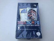 1990-91 Hoops Basketball Card Wax Box Sealed