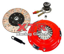 XTR STAGE 3 DUAL-FRICTION HD CLUTCH KIT+ SLAVE CYL FOR CAMARO FIREBIRD 5.7L LS1