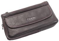 Zippo Pfeifentasche Pfeifen Tasche Pipe Leather Bag 2005426
